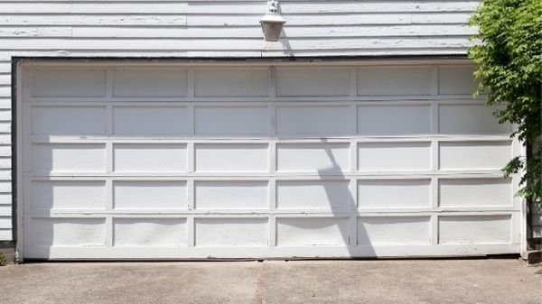 garage - a common hiding place for mice during the day